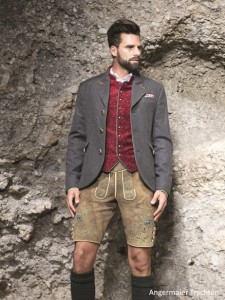 Man Smart Lederhosen